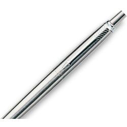 Długopis Parker Jotter stalowy CT