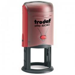 Pieczątka TRODAT 46045 śr. 45 mm