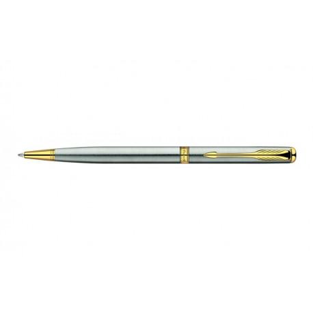 Długopis Parker Sonnet  Slim Stal GT